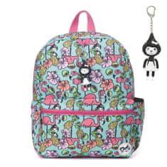 BABYMEL KIDS Flamingo detský batoh 5+