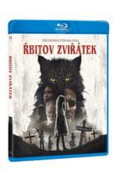 Řbitov zviřátek - Blu-ray