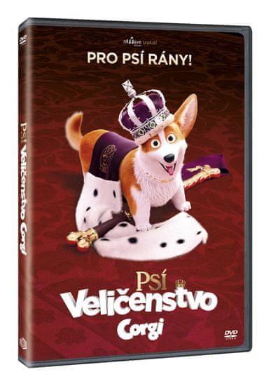Psí veličenstvo Corgi - DVD