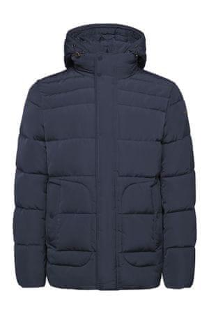 Geox Hilstone M9428C T2506 férfi kabát 50, sötétkék