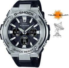 CASIO G-Shock G-Steel GST-W130C-1A napelemes rádióvezérelt karóra