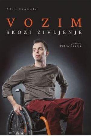 Aleš Kramolc in Petra Škarja: Vozim skozi življenje