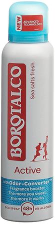 Borotalco Fresh Sea Salt deodorant v spreju, 150 ml