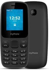 myPhone 3330, čierny
