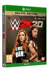 Take 2 WWE 2K20 - Deluxe Edition igra (Xbox One)