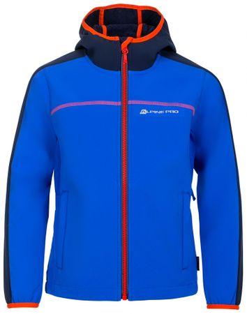 ALPINE PRO NOOTKO 7 otroška jakna, 104 - 110, modra