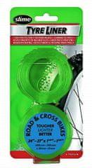 Slime Tyre Liner zaščitni trak, Road & Cross Bikes