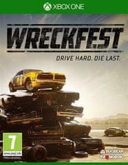 THQ Nordic Wreckfest igra (Xbox One)