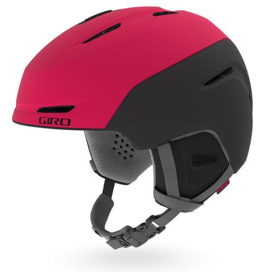 Giro Neo Jr. Mat Bright Pink S
