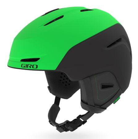 Giro Neo Jr. otroška čelada Mat Bright Green, S