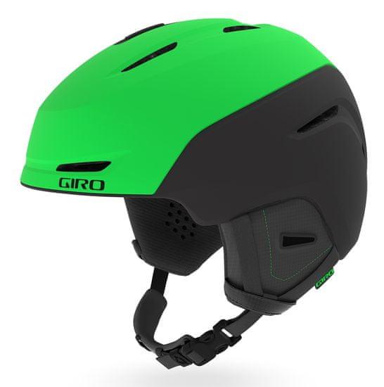 Giro Neo Jr. Mat Bright Green S