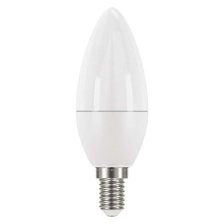 EMOS LED izzó Classic Candle 8W E14, meleg fehér