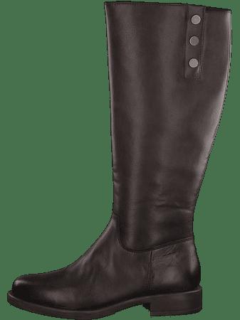 s.Oliver ženski škornji 25511, 37, temno rjavi