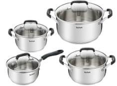 Tefal Sada nádobí 8ks Cook&Cool E493S874