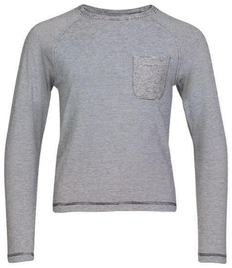 ALPINE PRO detské tričko Maudo 104 - 110 viacfarebná