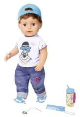 BABY born lalka starszy brat Soft Touch, 43 cm