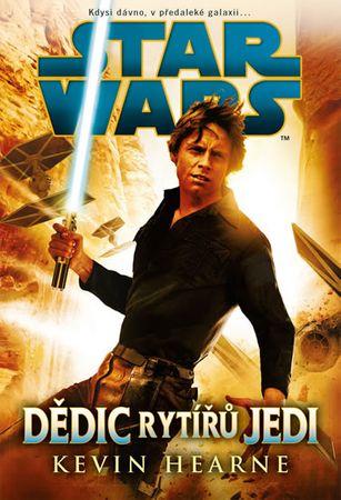 Hearne Kevin: Star Wars - Dědic rytířů Jedi