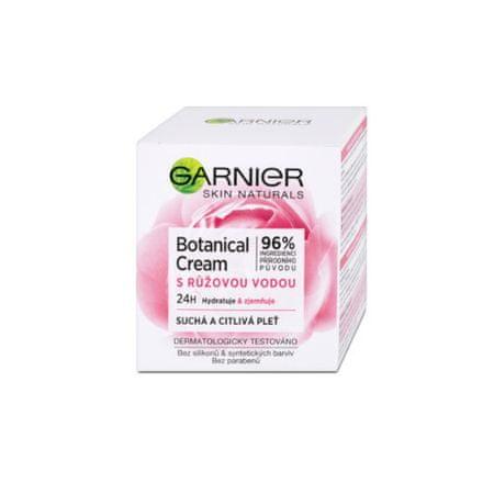 Garnier Botanical Cream hidratáló krém rózsavízzelszáraz és érzékeny bőrre50 ml