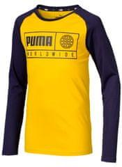 Puma chlapecké tričko Alpha Graphic