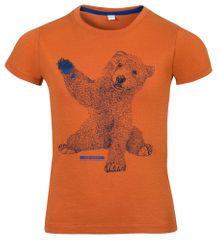 ALPINE PRO detské tričko Ivaro 2