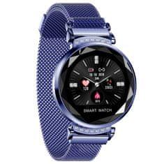 Smartomat Sparkband, smartwatch (inteligentny zegarek), niebieski