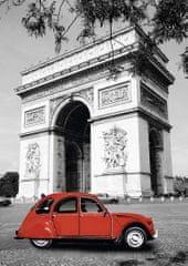 Nathan Citroën 2 CV in Paris 1500 dielikov