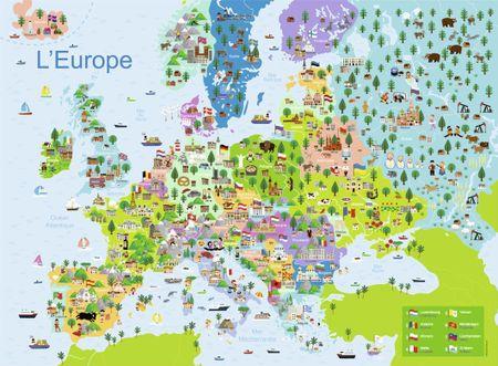 Nathan Puzzle 150 db Europe