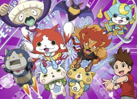 Nathan Puzzle 100 db Yo-Kai Watch