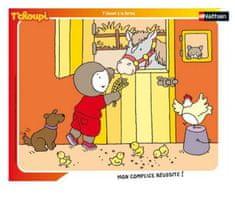 Nathan Frame Puzzle - Tchoupi 35 dielikov