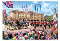 Gibsons Puzzle 1000 dílků Buckingham Palace