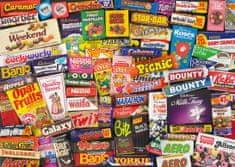 Gibsons Puzzle 1000 dílků Jigsaw Puzzle - 1000 dílků - Sweet Memories 1980's