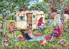 Gibsons Puzzle 1000 dílků Caravan Escapes