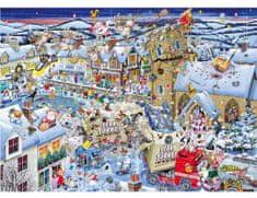 Gibsons Puzzle 1000 dílků Jigsaw Puzzle - 1000 dílků - I Love Christmas