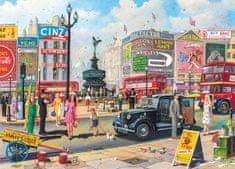 Gibsons Puzzle 1000 dílků Derek Roberts - Piccadilly