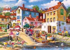 Gibsons Puzzle 1000 dílků Derek Roberts - The Four Bells