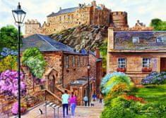 Gibsons Puzzle 1000 dílků Edinburgh - The Vennel