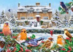 Gibsons Puzzle 1000 dílků Greg Giordano - A Winter Song