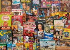 Gibsons Puzzle 1000 dílků Robert Opie - Spirit of The 70's