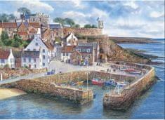 Gibsons Puzzle 1000 dílků Jigsaw Puzzle - 1000 dílků - Crail Harbour