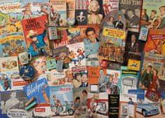 Gibsons Puzzle 1000 dílků Robert Opie - Spirit of The 50's