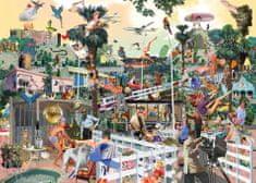 Heye Puzzle 1000 dielikov Sanda Anderlon - In The Hills