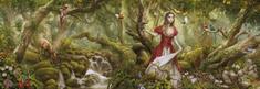 Heye Puzzle 1000 db Cris Ortega - Forest Song