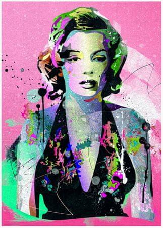 Heye Puzzle 1000 db Johnny Cheuk: Marilyn