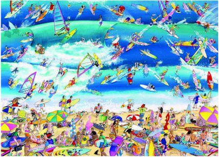Heye Blachon: Surfing 1000 dielikov