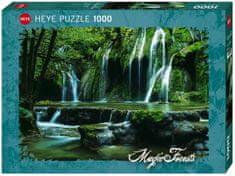 Heye Puzzle 1000 dílků Rafael Rojas : Cascades