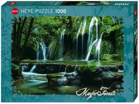 Heye Magic Forests: Cascades 1000 dielikov