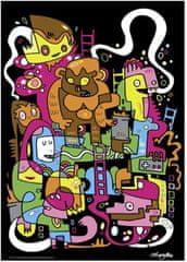 Heye Puzzle 150 dielikov Jon Burgerman: Best score