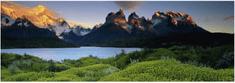 Heye Humboldt: Cuernos del Paine 1000 dielikov