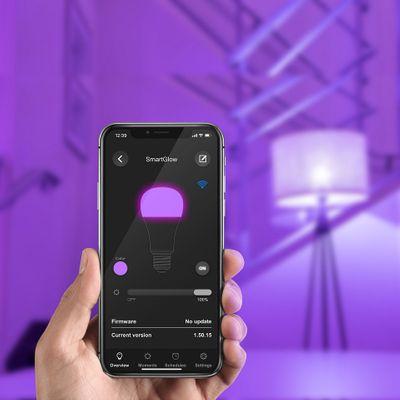 Vocolinc Smart žárovka L3 ColorLight, ovládání na dálku, aplikací, telefonem, hlasem, chytrá domácnost