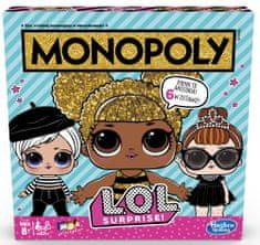 HASBRO gra Monopoly Lol Suprise